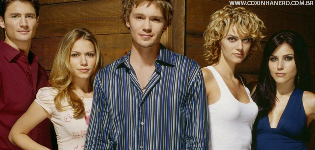 One Tree Hill no Brasil!
