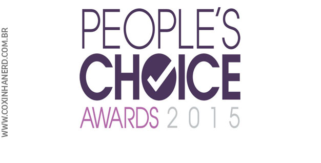 Vencedores do People´s Choice Awards 2015