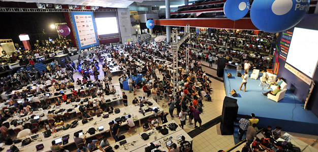 Balanço final da Campus Party 2016! #cpbr9