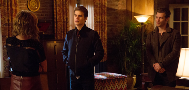 Vai rolar crossover de Vampire Diaries e The Originals na MTV!