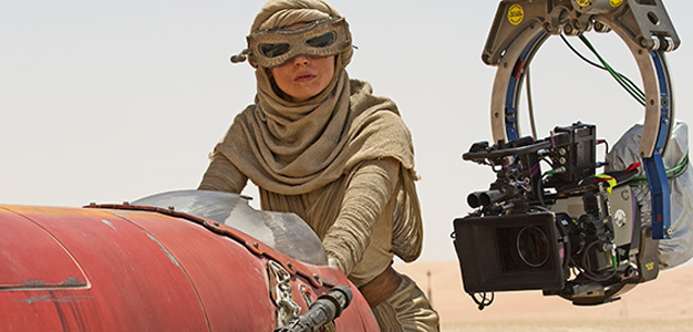 Cenas extras e DVD de Star Wars: The Force Awakens!