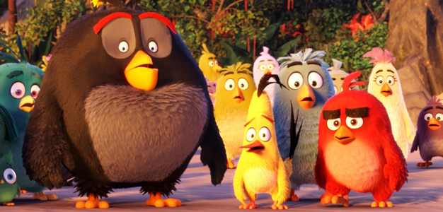 UCI Cinemas cria combo exclusivo de Angry Birds!