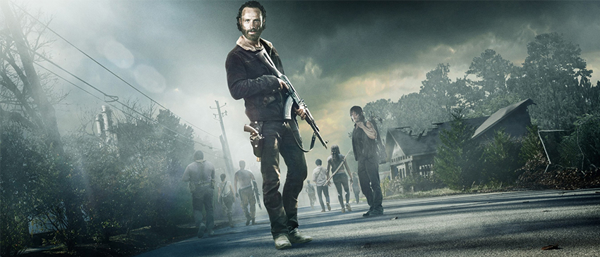 The Walking Dead se mistura ao Faroeste!