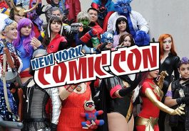 Os mais incríveis Cosplayers da New York Comic Con!