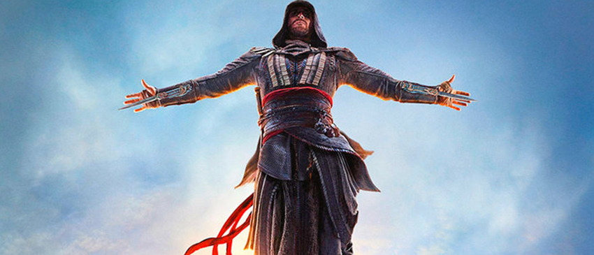Assassin's Creed e Logan com a FOX na CCXP 2016!