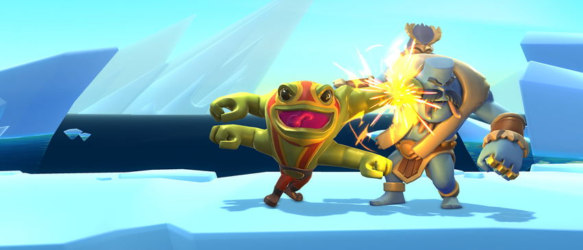 Brawlout | Novo personagem do game é revelado!