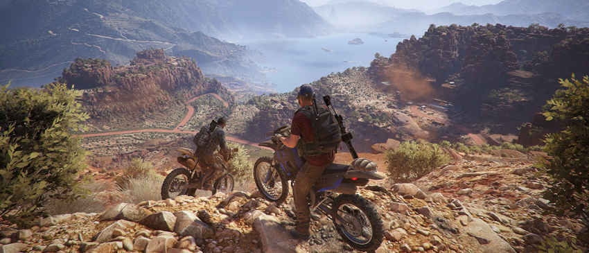 Confira o mapa de Tom Clancy's Ghost Recon Wildlands!