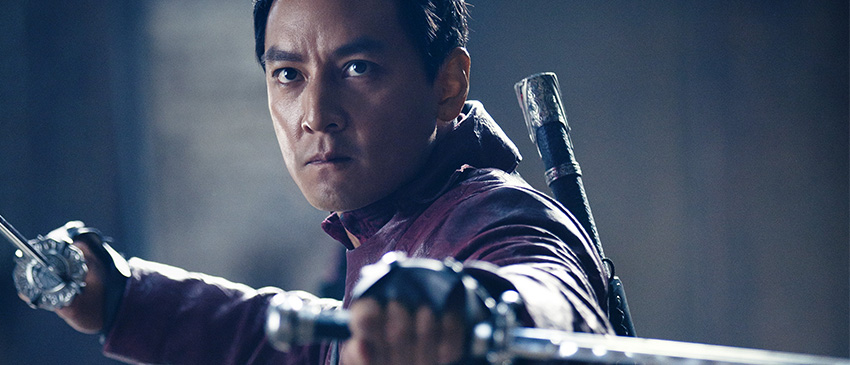 AMC confirma o retorno de Into the Badlands e Hap and Leonard!