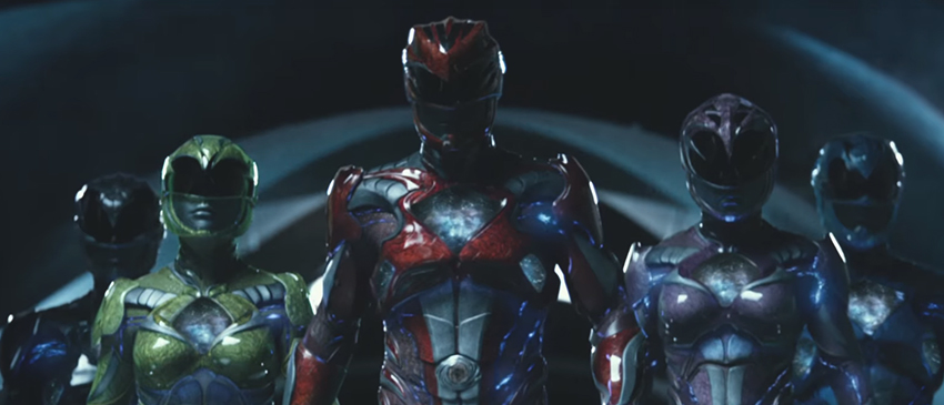 Power Rangers | Zordon, Alpha e os Zords no novo trailer!