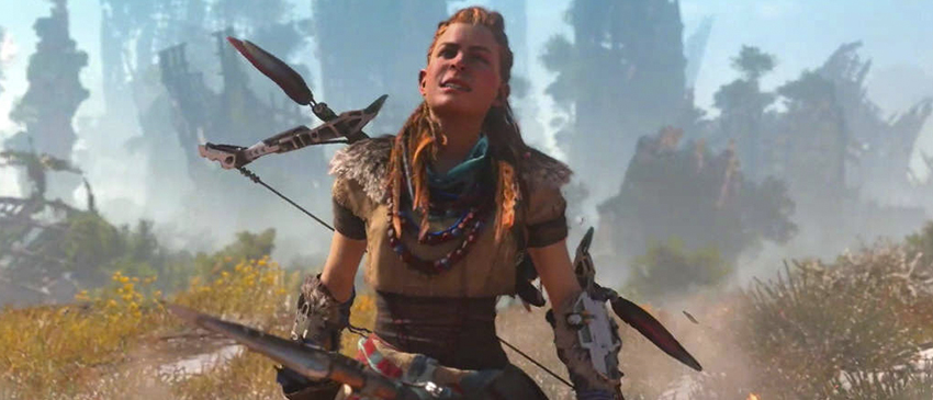 Horizon: Zero Dawn | Novo video mostra mais das habilidades de Aloy!