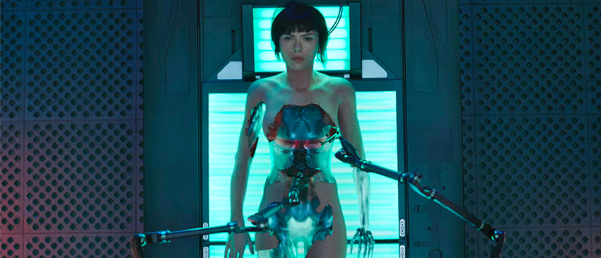 Ghost In The Shell | Liberado novo trailer do filme!