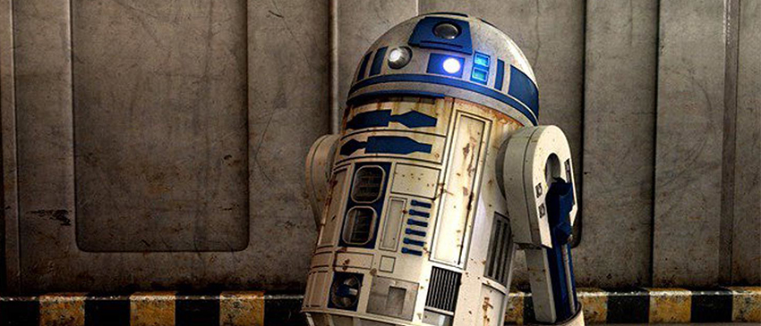 Star Wars: The Last Jedi | Jimmy Vee viverá R2-D2 no longa!