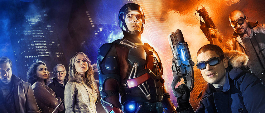 Legends of Tomorrow | Nova imagem dos bastidores da season finale!