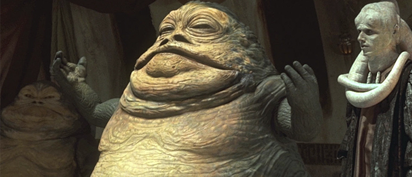 STAR WARS | Um filme solo de Jabba the Hutt?
