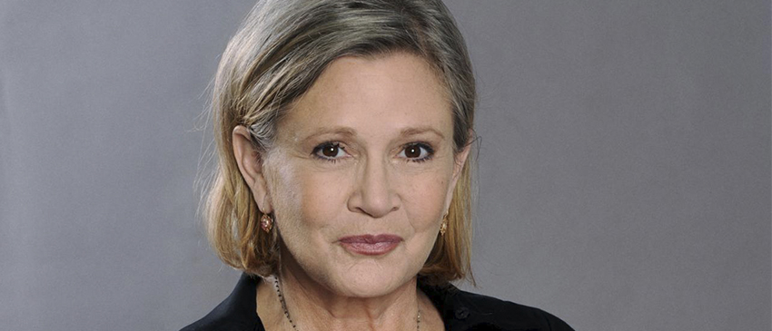STAR WARS CELEBRATION | Carrie Fisher é homenageada no painel de abertura do evento!