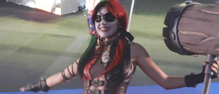 BRASIL GAME CUP 2017 | Cosplayers tomam conta do evento!
