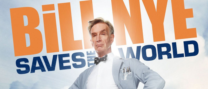 BILL NYE SAVES THE WORLD | Crítica da primeira temporada da nova série Original Netflix!