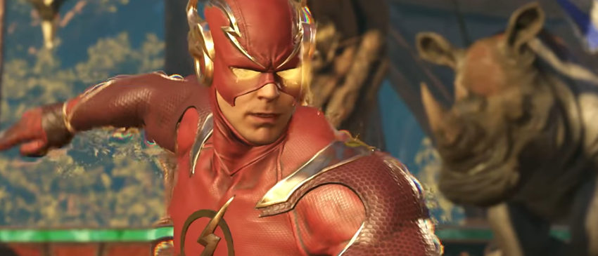 INJUSTICE 2 | Flash é o destaque de novo vídeo introdutório do jogo!