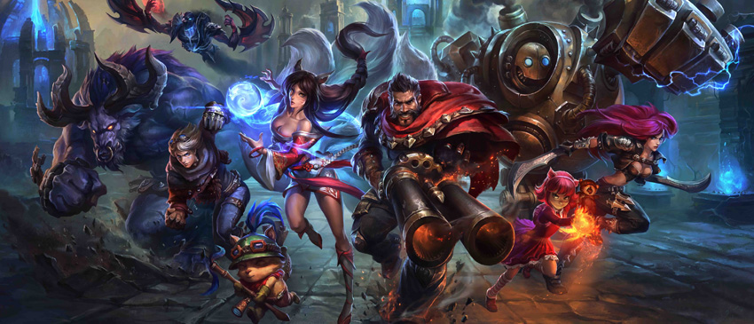 LEAGUE OF LEGENDS | Riot lança portal universitário UNILoL!