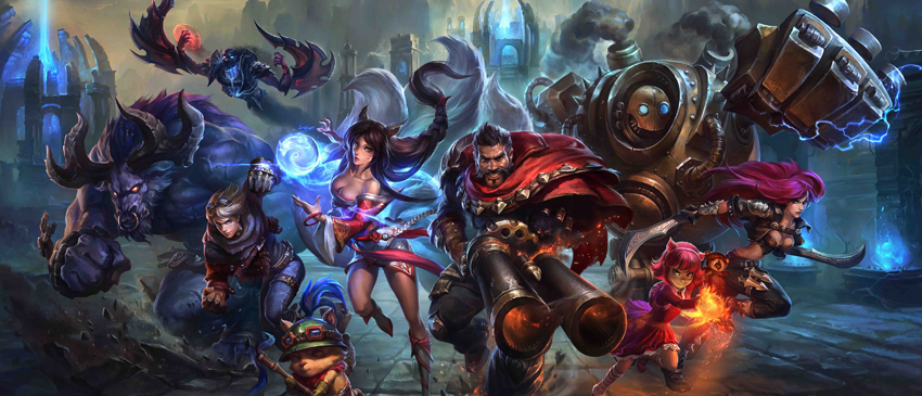"LEAGUE OF LEGENDS | Riot anuncia a plataforma ""Joga Junto""!"