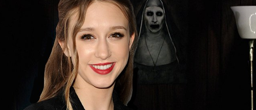 THE NUN | Atriz de American Horror Story se junta ao elenco do derivado!