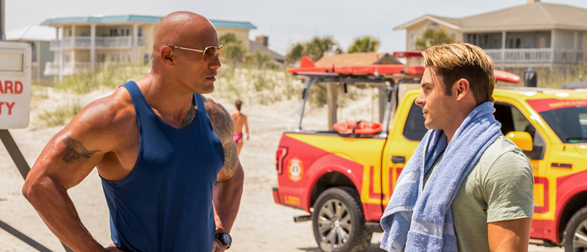 BAYWATCH | Paramount revela uma cena exclusiva do filme!
