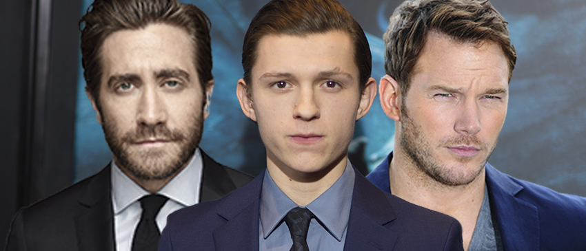 UNCHARTED | Tom Holland quer Chris Pratt ou Jake Gyllenhaal no filme!