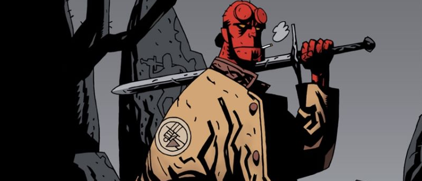 HELLBOY | Criador do personagem confirma reboot com novo diretor e elenco!