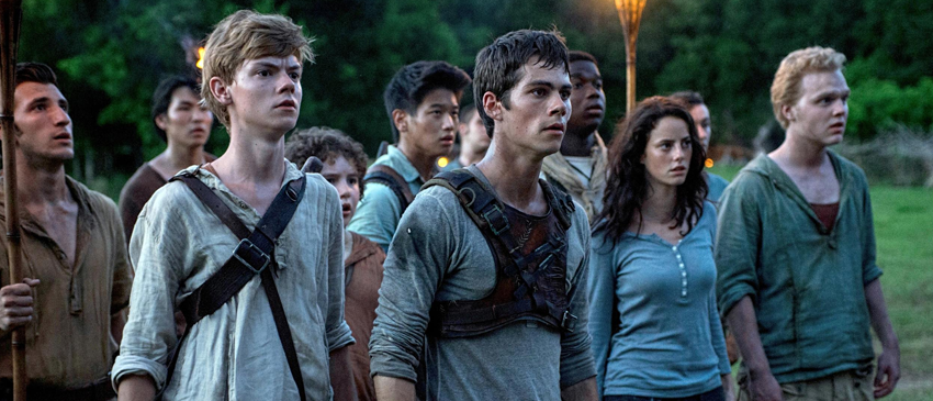 MAZE RUNNER: A CURA MORTAL | Dylan O'Brien mostra mais dos sets de filmagens do filme!
