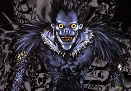 DEATH NOTE | Poster liberado pela Netflix mostra o visual do shinigami Ryuk!