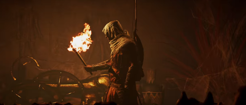 E3 2017 | Assassin's Creed: Origins é oficializado com trailer e vídeo gameplay!