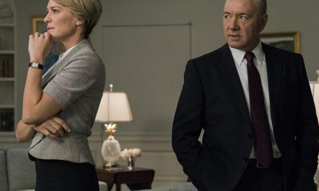 HOUSE OF CARDS | Paramount Channel estreia terceira temporada da série!