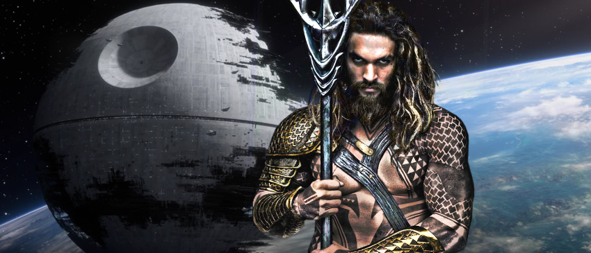 AQUAMAN | O Star Wars da DC Comics!