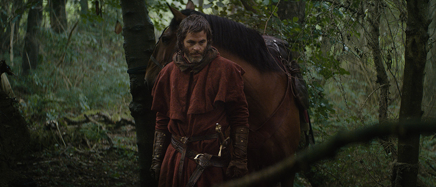 OUTLAW KING | Começam as gravações do novo drama original da Netflix!