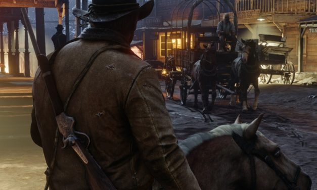RED DEAD REDEMPTION 2 | O incrível novo trailer do game!