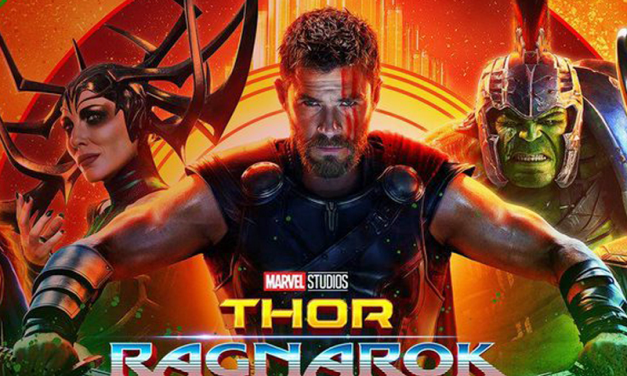 THOR: RAGNAROK | Os visuais alternativos do Thor gladiador!
