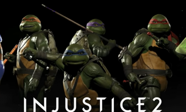 INJUSTICE 2 | Tartarugas Ninjas são os destaques do Fighter Pack 3!