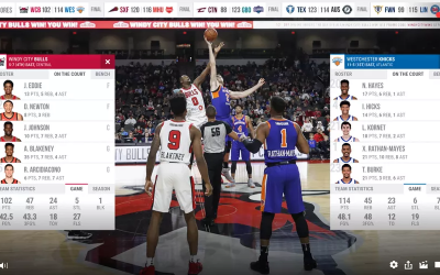 TWITCH | Plataforma transmitirá temporada 2017-18 da NBA G-League !