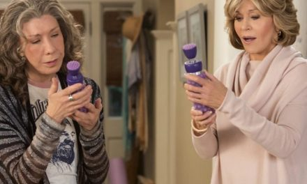 GRACE AND FRANKIE | A série é igual a Friends?