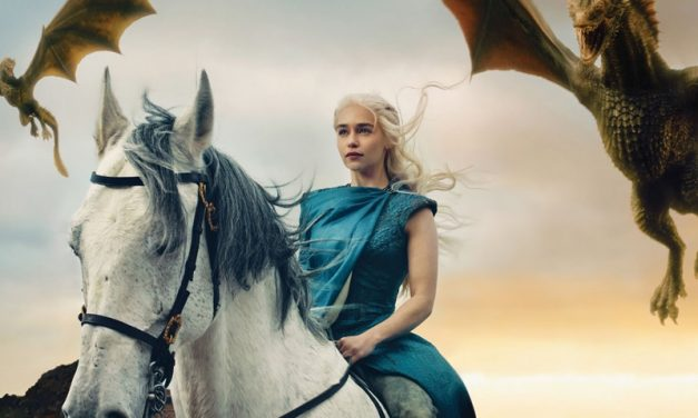 GAME OF THRONES | Os dragões de Daenerys Targaryen!