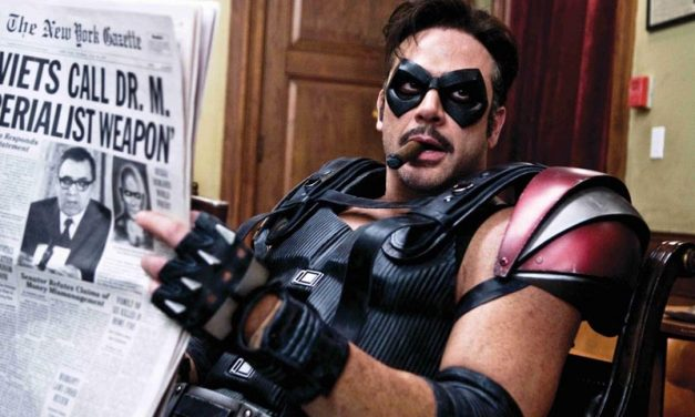 FLASHPOINT | Jeffrey Dean Morgan fala sobre ser o Batman nos cinemas!