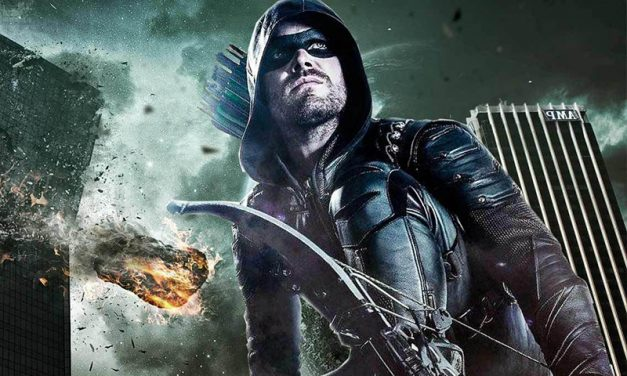 ARROW | Briga entre Oliver e Diaz!