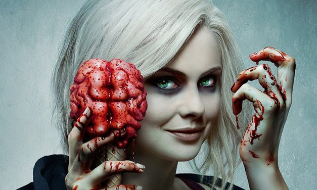 IZOMBIE | A morte se aproxima no episódio de final de temporada!