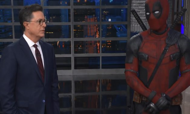 DEADPOOL | Mercenário invade programa para falar do novo filme!