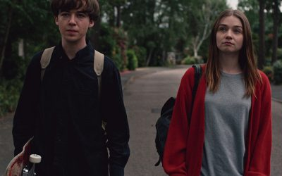 NETFLIX | A série The End of The F***ng World terá segunda temporada!