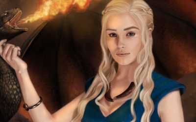 "GAME OF THRONES | Perfil de personagem: Daenerys Targaryen 'A nascida da Tormenta"" – parte II!"