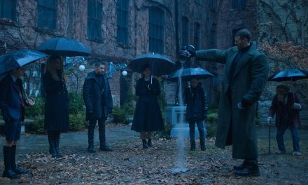 NYCC | Netflix fala mais e libera fotos de The Umbrella Academy!