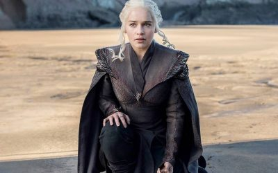 GAME OF THRONES | Daenerys e Jon Snow, juntos para sempre? S07 – EPS. 01, 02, 03!