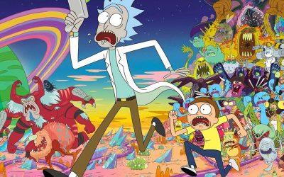 TNT | Canal estreia novas temporadas de Rick e Morty e Brooklyn Nine-Nine!