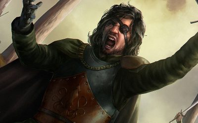 "GAME OF THORNES | Perfil de personagem: Euron Greyjoy ""Olho de Corvo"" – parte 2!"